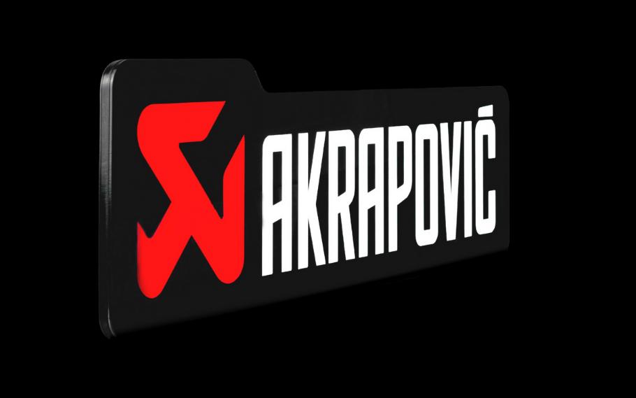 Kaleido-Akrapovič-Sign